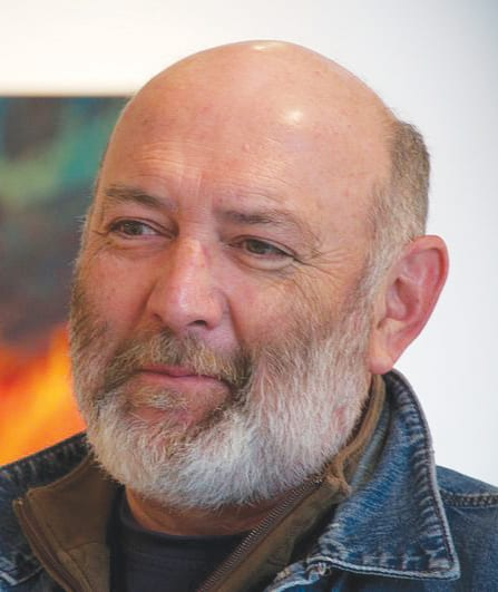 Artist Spotlight: James Lavadour
