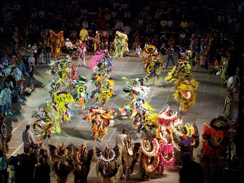 Biggest Upcoming Fall Powwows